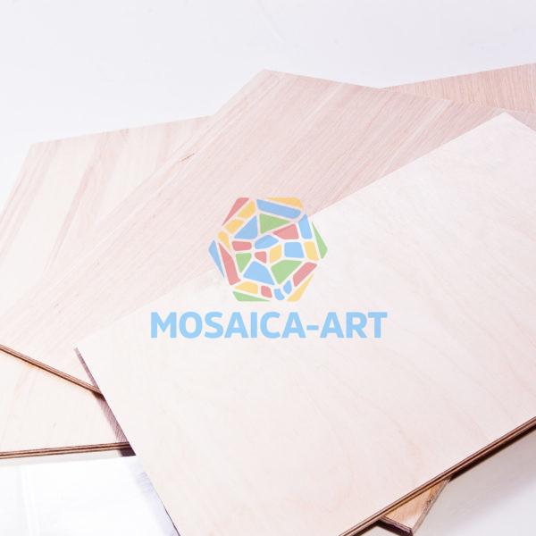 Влагостойкая фанера для мозаики