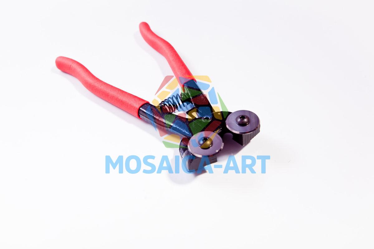 Роликовые кусачки для мозаики MTR