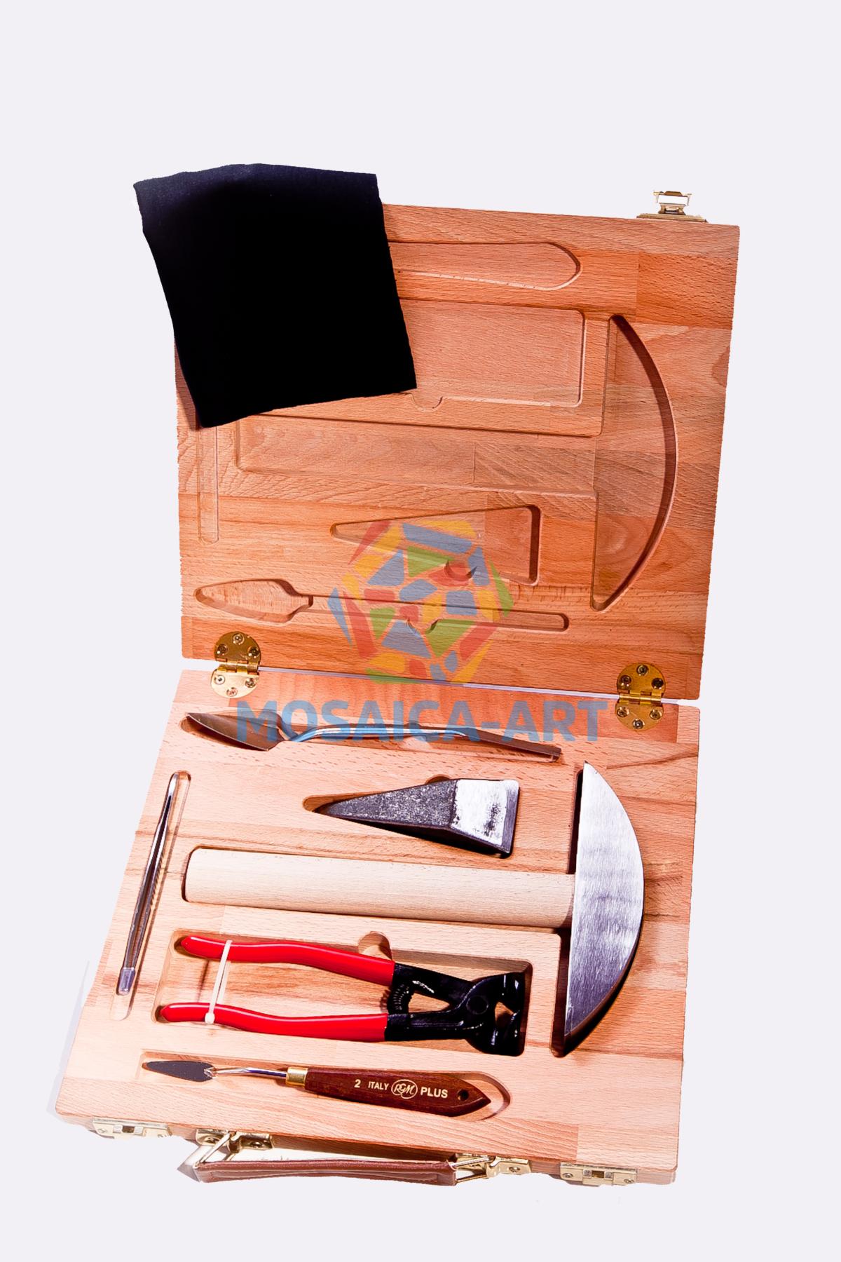 Набор инструментов для работы с мозаикой