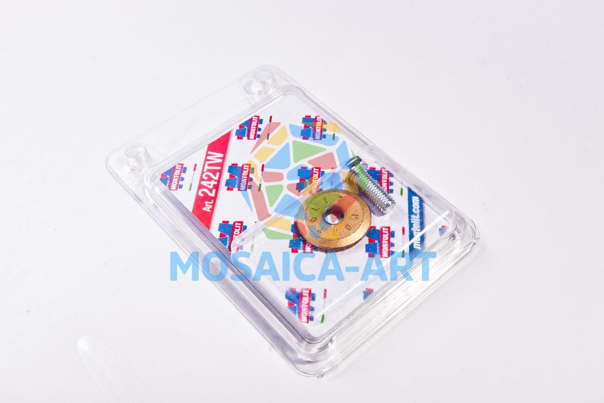 Сменный резец для роликовых кусачек Montolit 55W2